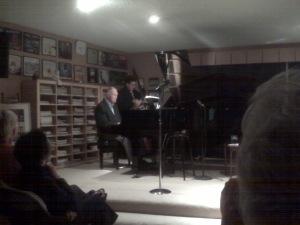 Paul Smith at his home, November 13 2009